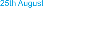 "25th August Saw yet another fantastic Sunday afternoon on the Plaza with some top bands, OCEAN GIANTS and STAGE FRIGHT who had come straight from the recent Portsmouth music Festival, also local band HAZY and lastly ""DJing"" from Southampton who are an experimental Jazz band"
